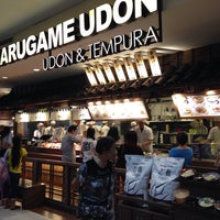 Photo taken at Marugame Udon by Herman T. on 11/16/2014