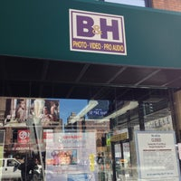 Photo taken at B&H Photo Video by Mike D. on 4/30/2013