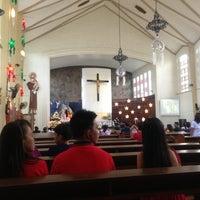 Photo taken at St. Anthony of Padua Parish by Sherwin N. on 3/29/2013