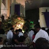 Photo taken at St. Anthony of Padua Parish by Sherwin N. on 3/28/2013