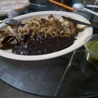 Photo taken at Mercado 24 de Agosto by Cuervo on 12/3/2012