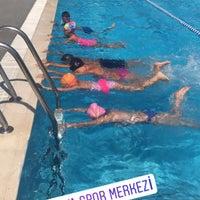 Photo taken at Asya Spor Merkezi Yüzme Havuzu by Hüsniye Ç. on 7/23/2017
