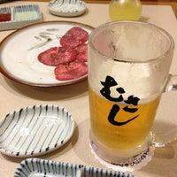 Photo taken at 焼肉むさし 幕張店 by yoshi y. on 3/1/2013