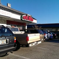 Photo taken at Papa John's Pizza by Johnny H. on 2/14/2014