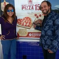 Photo taken at Papa John's Pizza by Johnny H. on 2/15/2015