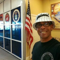Photo taken at Jacksonville International Airport USO by Johnny H. on 5/18/2015