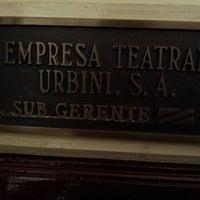 Photo taken at Teatro Variedades by Alexander C. on 5/23/2013