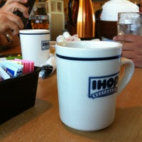 Photo taken at IHOP by Oscar H. on 3/21/2013