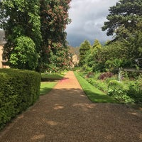 Photo taken at Rhodes House by Vinay on 5/20/2017
