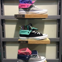 Photo taken at Converse Factory Outlet by Vinay on 4/10/2013