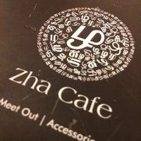 Photo taken at Zha Café by Vinay on 1/13/2014