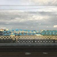 Photo taken at Redheugh Bridge by Vinay on 9/16/2016