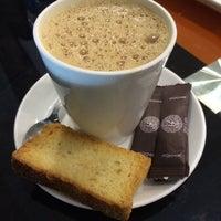 Photo taken at Zha Café by Vinay on 7/15/2014
