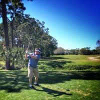 Photo taken at Bardmoor Golf & Tennis Club by Mike N. on 3/8/2014