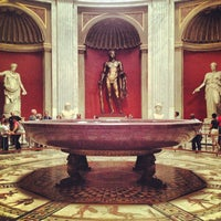 Photo taken at Sistine Chapel by Aly M. on 9/26/2012