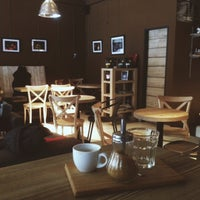 Photo taken at Small Change Coffee by Leusee on 1/15/2015