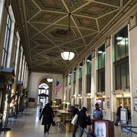 Photo taken at US Post Office - Midtown Station by Semyon S. on 11/15/2014