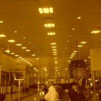 Photo taken at Pune Airport (PNQ) by Sujay S. on 1/5/2013