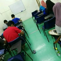 Photo taken at Utama Tuition Center by Syazwan Aizad A. on 8/25/2016