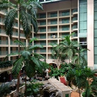 Photo taken at Sheraton Suites Fort Lauderdale At Cypress Creek by Wei Qiao W. on 3/25/2013