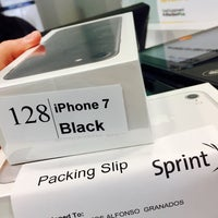 Photo taken at Sprint Store by PONCHOgg on 9/16/2016