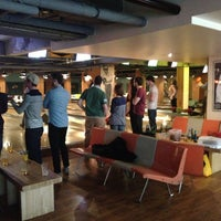 Photo taken at Bloomsbury Bowling Lanes by Ryan M. on 5/11/2013