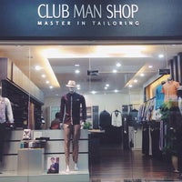 Photo taken at Clubman Tailor, Plaza Masalam by Shawn L. on 3/4/2016