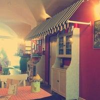 Снимок сделан в Caffe Italia пользователем Вячеслав А. 7/22/2013