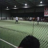 Photo taken at Futsal Kg Udang by Faizal O. on 11/8/2012