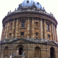 Photo taken at Radcliffe Camera by Elena P. on 5/11/2013