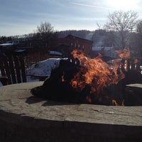 Photo taken at Downtown Ellicottville by Caroline T. on 2/10/2013
