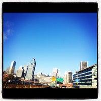 Photo taken at Montreal by Caroline T. on 11/22/2012