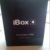 Photo taken at iBox by mbenz s. on 11/15/2012