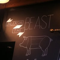 Photo taken at Beast by Irene C. on 8/18/2013