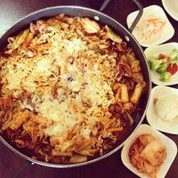 Photo taken at Joons Korean Restaurant by Yukei N. on 7/21/2013