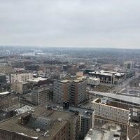 Photo taken at Downtown Minneapolis by Puja R. on 3/27/2018