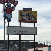 Photo taken at Johnny Sortino's Pizza Parlor by Monica M. on 1/30/2016
