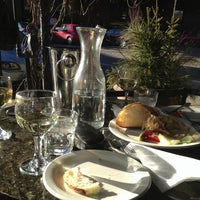 Photo taken at La Buvette Wine & Grocery by Monica M. on 1/28/2013