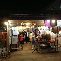 Снимок сделан в Chiang Khan Walking Street пользователем Kani カ. 12/30/2012