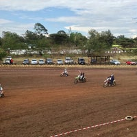Photo taken at Motocross Track by Sam W. on 11/11/2013