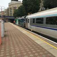Photo taken at Platform 1 by Stuart C. on 9/2/2016