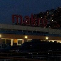 Photo taken at Makro La Urbina by Jorge Alejandro S. on 5/25/2013