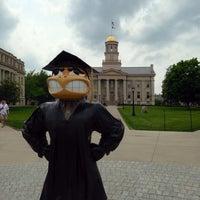 Photo taken at University of Iowa Study Abroad by John S. on 6/16/2014