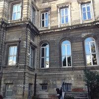 10/30/2012 tarihinde Ege S.ziyaretçi tarafından İstanbul Teknik Üniversitesi'de çekilen fotoğraf