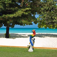 Photo taken at Grand Pineapple Negril by Sandals Resorts International on 11/15/2013