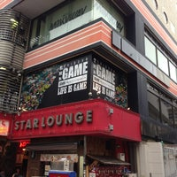 Photo taken at 渋谷 THE GAME by Sho S. on 3/3/2013