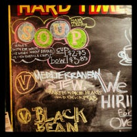 Photo taken at Hard Times Café by Aaron N. on 9/27/2012