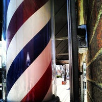 Photo taken at The Barber Sharp by Aaron N. on 5/14/2013