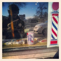 Photo taken at The Barber Sharp by Aaron N. on 1/19/2013