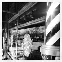 Photo taken at The Barber Sharp by Aaron N. on 12/21/2012